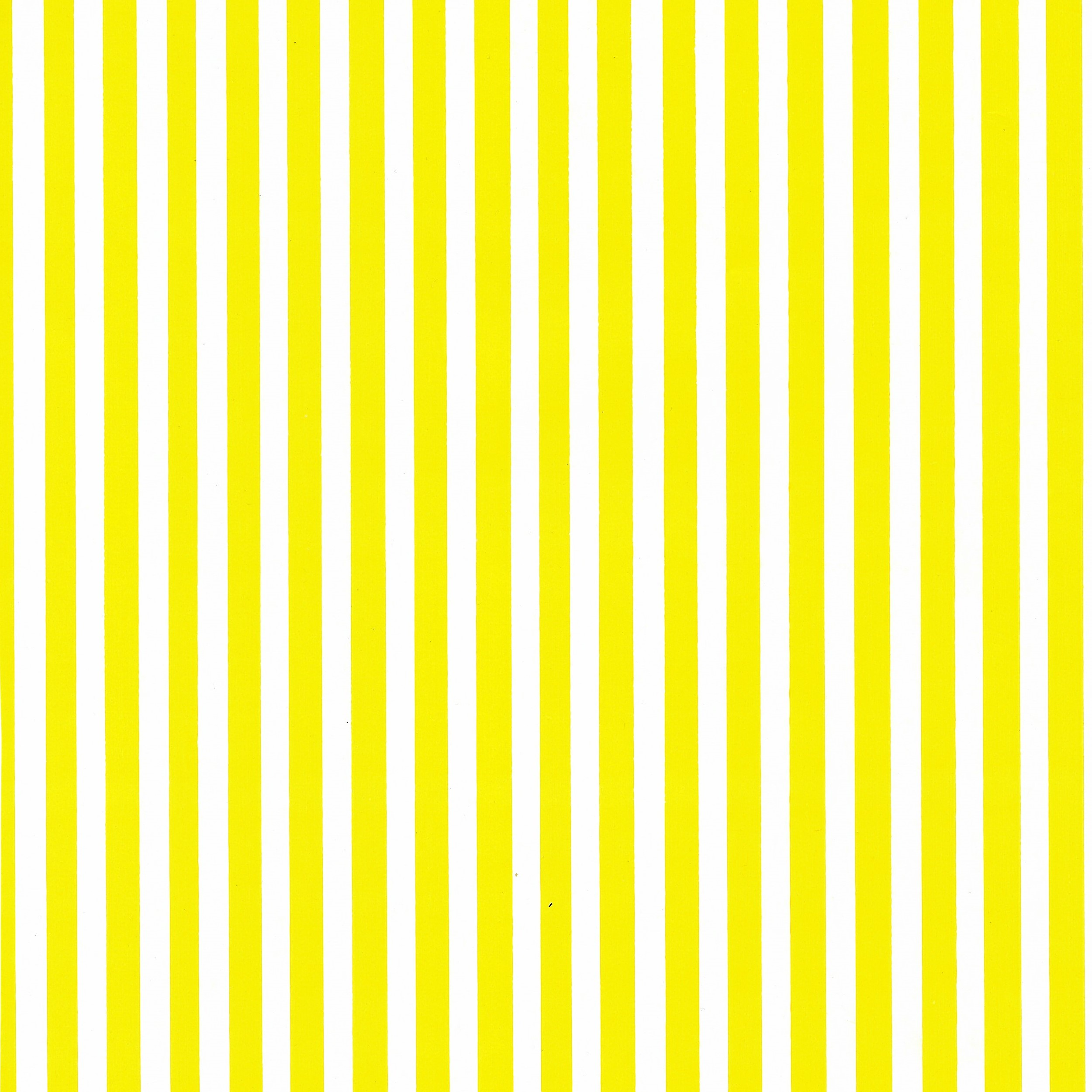 Yellow & White Thin Stripe – Paper Packaging Place