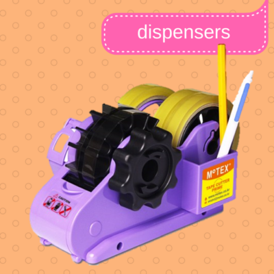 Dispensers, Stands & Gadgets