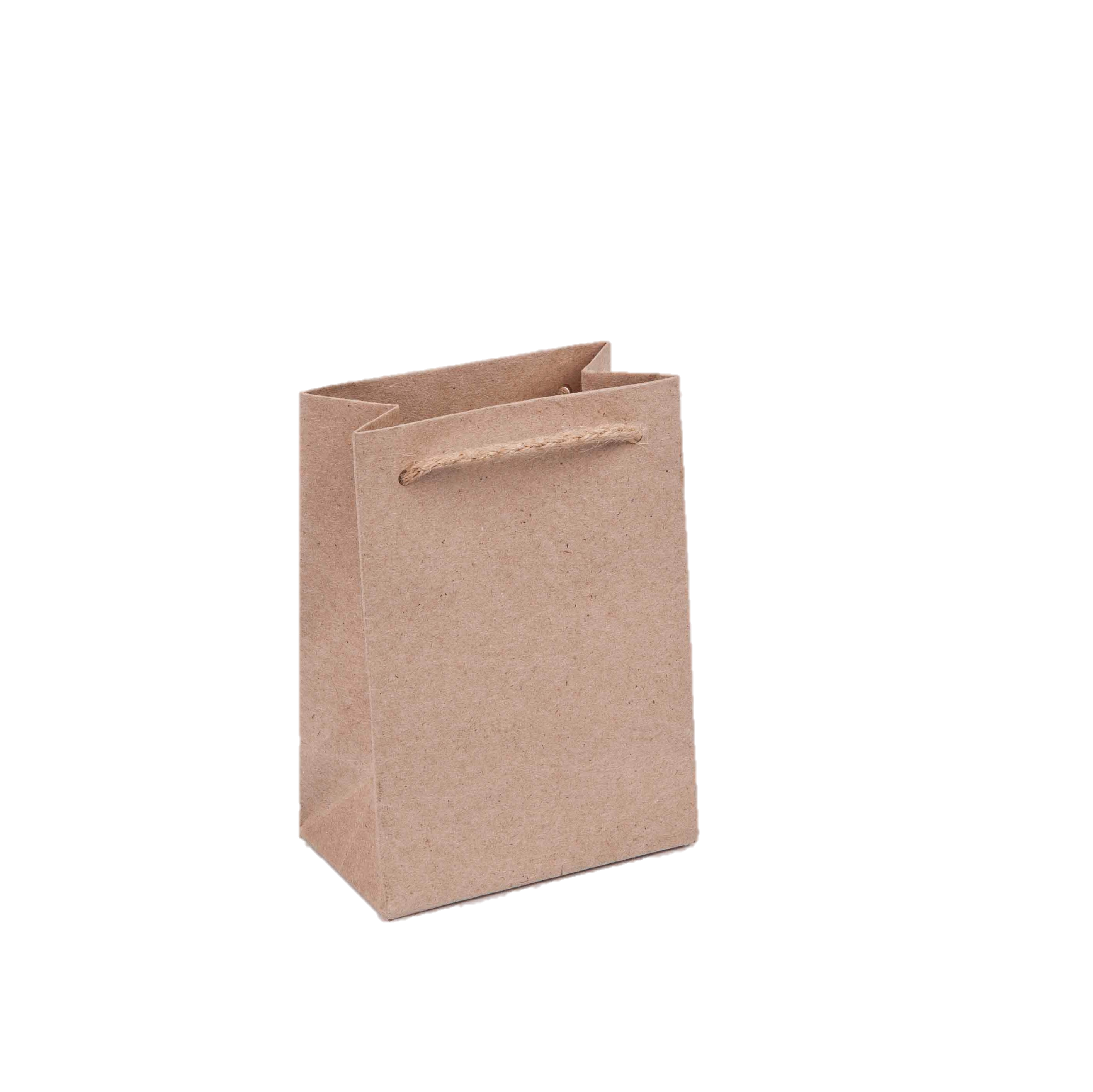 Brown Kraft A6 Paper Packaging Place