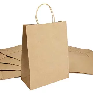 4fc3bb227d3 You're viewing: Eco Bag – A3 Brown with Paper Twist Handles R4.25 Excluding  VAT